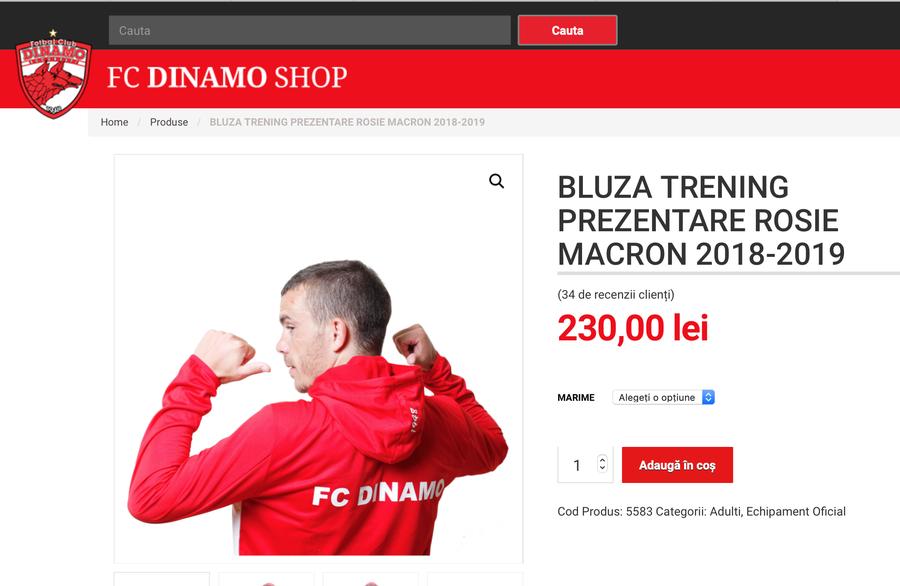 EXCLUSIV Farsă de marketing în Liga 1: magazinul online al LPF, sabotat de cluburi. Liga, iritată de conducători. Ce pot cumpăra fanii pe site-urile FCSB, CFR, Dinamo sau CSU Craiova
