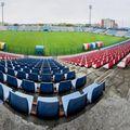 """Chindia va juca restul partidelor de """"acasă"""" din actuala stagiune pe arena din Buzău (foto)."""