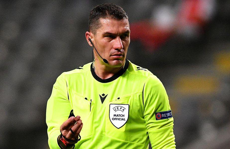 Brigada condusă de Istvan Kovacs (36 de ani) a fost făcută praf de antrenorul celor de la Braga, după eșecul cu AS Roma, scor 0-2, în turul șaisprezecimilor de finală din Europa League.