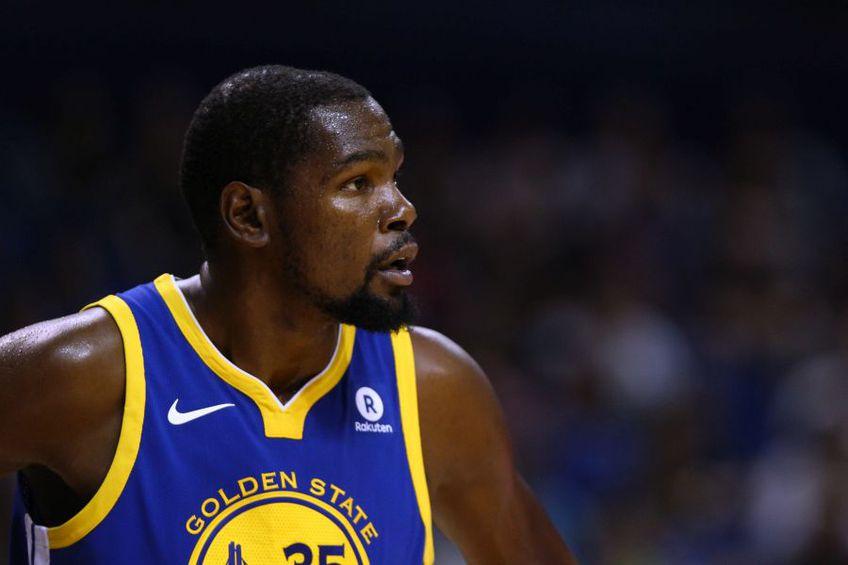 Kevin Durant activează pentru Brooklyn Nets din 2019