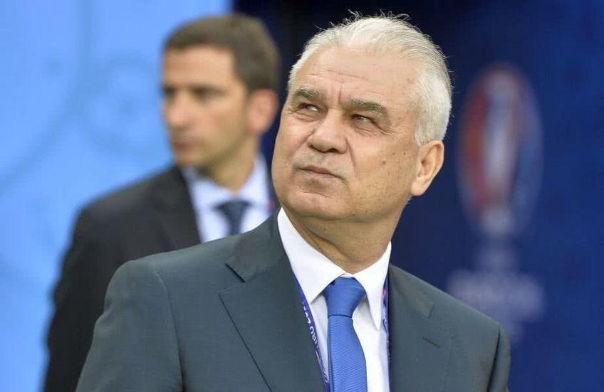 Anghel Iordănescu (70 de ani)