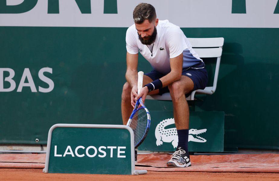 Benoit Paire (31 de ani, 31 ATP) spune că tenisul nu mai este o prioritate pentru el.