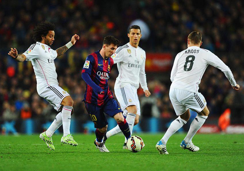 Marcelo și Cristiano Ronaldo, la Real Madrid // foto: Guliver/gettyimages