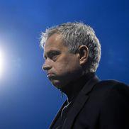 Tottenham a fost învinsă de Dinamo Zagreb, scor 0-3 (2-0 în tur) și a părăsit Europa League. Jose Mourinho (58 de ani) ar putea fi demis în perioada imediat următoare. FOTO Guliver/Gettyimages