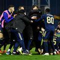 Dinamo Zagreb a eliminat Tottenham FOTO Guliver/Gettyimages