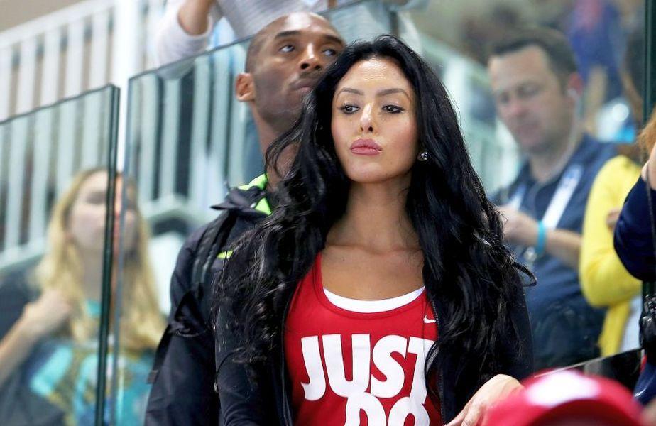 Vanessa și Kobe Bryant