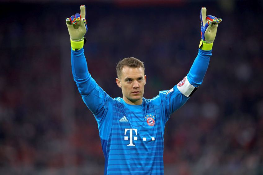 Manuel Neuer. foto: Guliver/Getty Images