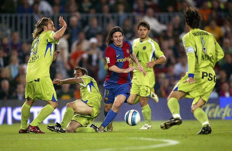 Leo Messi a uimit lumea în urmă cu 13 ani // FOTO: Guliver/GettyImages