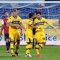 Dennis Man (#98) a înscris în Cagliari - Parma 4-3 // foto: Imago