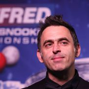 Ronnie O'Sullivan - Mark Joyce, CM snooker 2021, foto: Guliver/gettyimages