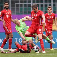 Cutremur la Bayern!