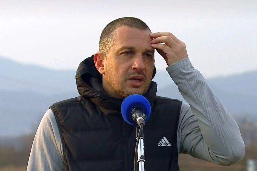 Costel Enache, antrenor U Cluj