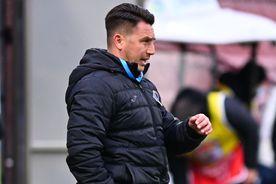 """Poenaru își amenință jucătorii după eșecul cu CFR Cluj: """"Nu accept așa ceva!"""""""