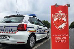 """Ministrul de Interne a găsit mașini furate în cantonamentul lui Dinamo: """"Într-o săptămână să dispară de aici!"""""""