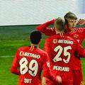 Octavian Popescu (18 ani) a marcat un gol extraordinar în minutul 66 al partidei FCSB - FC Botoșani, la scorul de 1-0 pentru oaspeți.