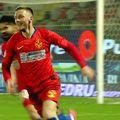 FCSB a câștigat meciul cu FC Botoșani, scor 2-1. Ionuț Panțîru (25 de ani) a explicat faza golului decisiv.
