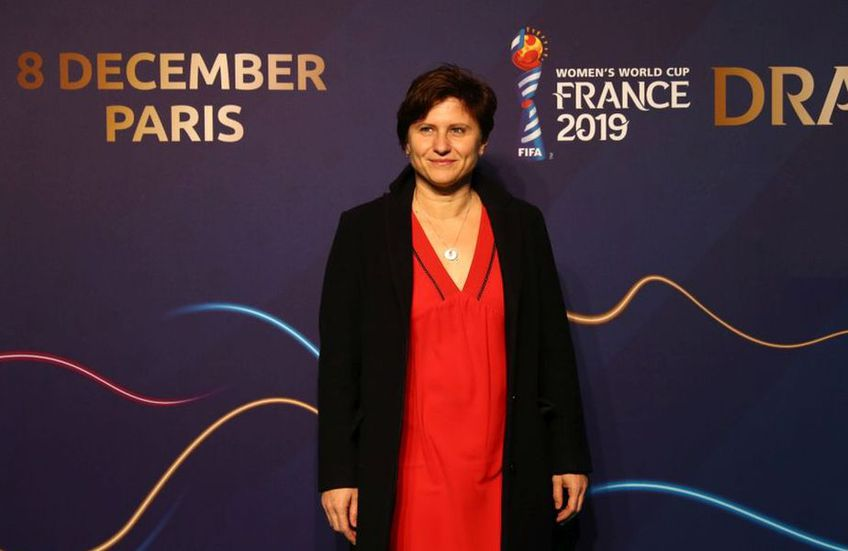 Roxana Mărăcineanu este ministrul Tineretului și Sportului în Franța din 4 septembrie 2018