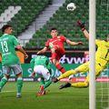 Bayer Leverkusen s-a impus pe terenul lui Werder Bremen  // sursă foto: Guliver/gettyimages