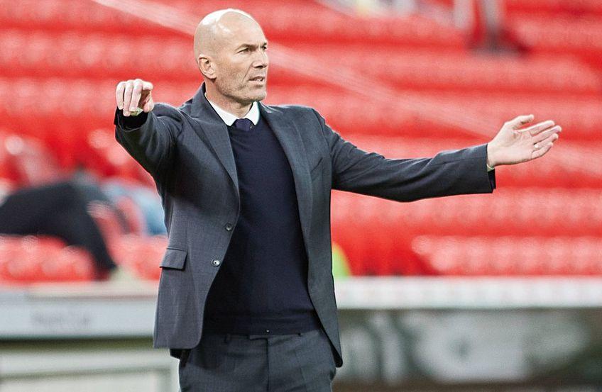 Juventus vrea să-l readucă pe Zidane la Torino după 20 de ani. Foto: Imago