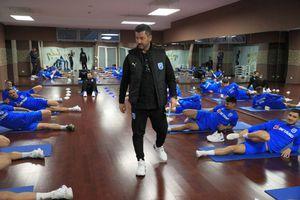 Ouzounidis e sigur de post la Craiova, chiar dacă echipa a pierdut 4 meciuri la rând în play-off