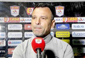 """Toni Petrea n-a renunțat la titlu! Planul antrenorului de la FCSB: """"Sperăm să jucăm cu titlul pe masă"""""""