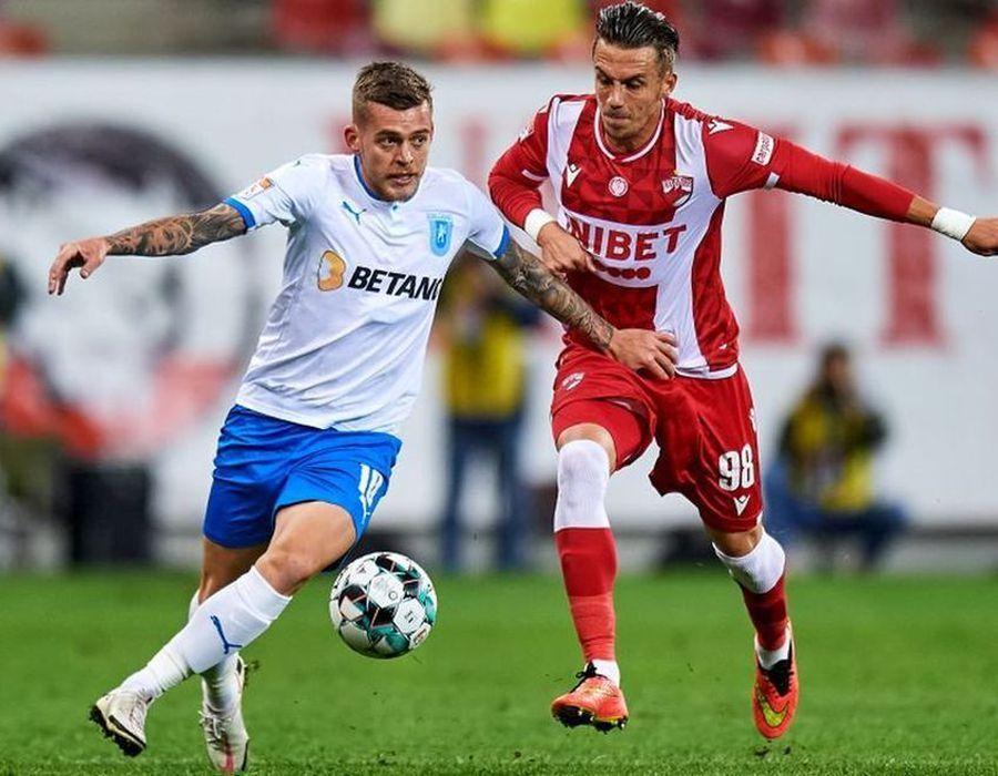 Uhrin jr l-a reinventat pe fotbalistul-problemă de la Dinamo