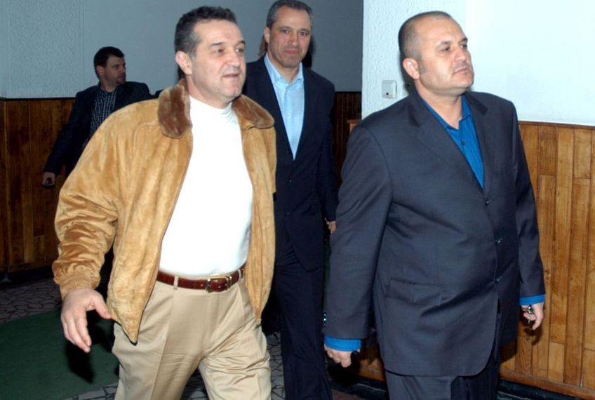 Gigi Becali și Adrian Mititelu, pe vremea când erau amici // Foto: sportpictures