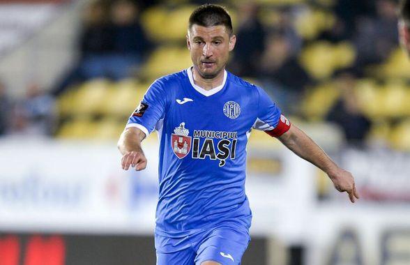 POLI IAȘI - ACADEMICA CLINCENI 0-1. VIDEO Formația lui Mircea Rednic ajunge ultima în Liga 1! Clasamentul ACUM