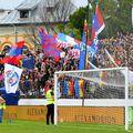 Baraj înainte de barajul prin care CSA Steaua atacă promovarea în Liga 3