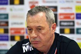 """POLI IAȘI - ACADEMICA CLINCENI 0-1. Mircea Rednic, avertisment pentru portarul transferat de FCSB: """"Dacă semnătura aia e cea mai mare performanță, n-are nicio șansă!"""""""