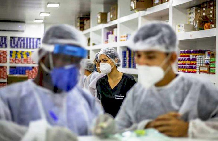 Brazilia se află în cea mai grea perioadă de la apariția coronavirusului