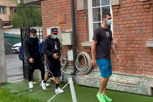 Rapid a făcut azi vizita medicală » Ce jucători au fost prezenți + ce spune Albu despre transfer