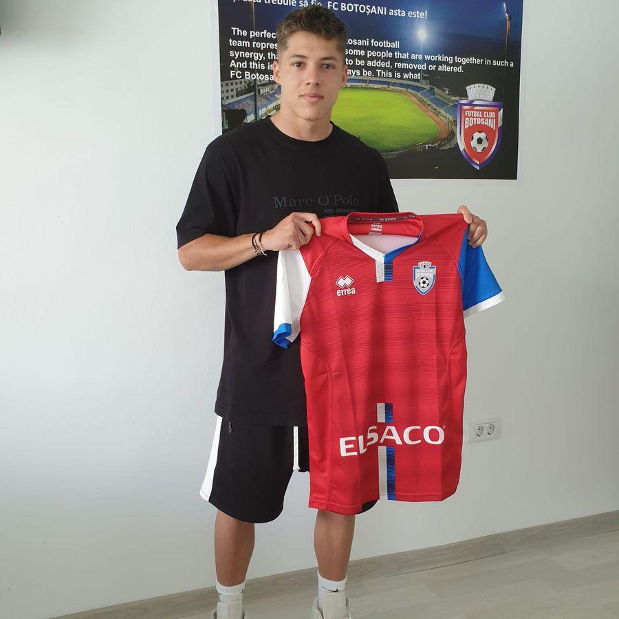 FC Botoșani transferă din Liga 1! L-a adus pe înlocuitorul lui Rodriguez + încă o achiziție rezolvată de moldoveni