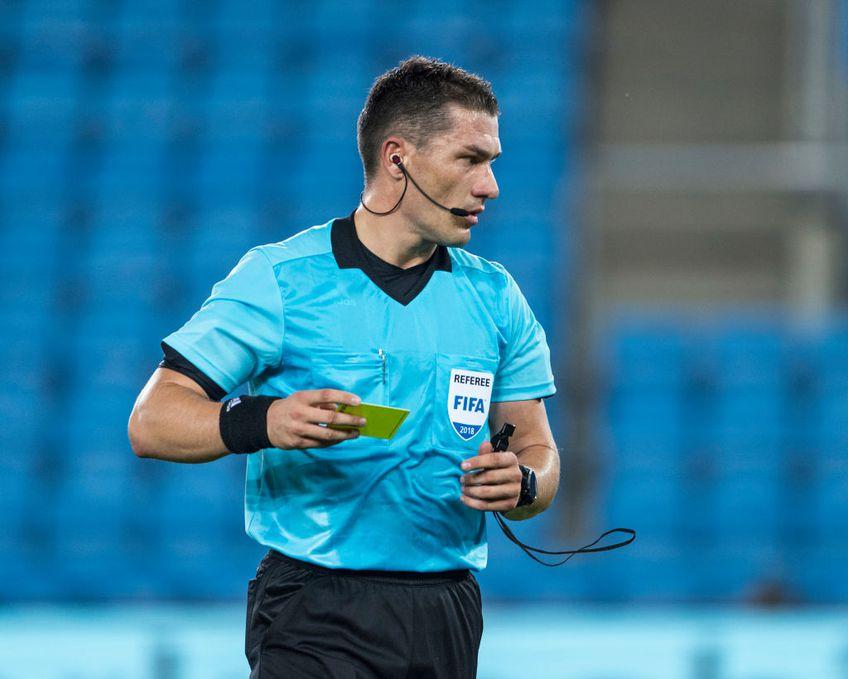 """Istvan Kovacs (36 de ani) este singurul """"central"""" fără meci la Euro 2020 până în acest moment."""