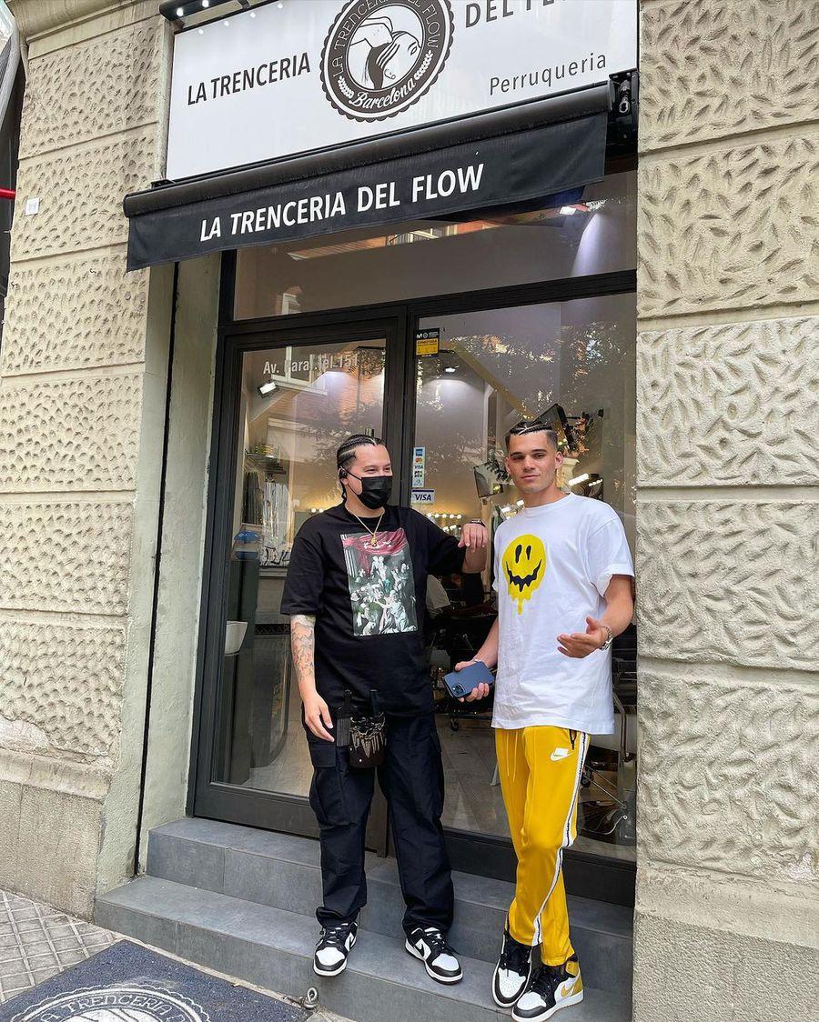 Ianis Hagi, schimbare radicală de look la Barcelona