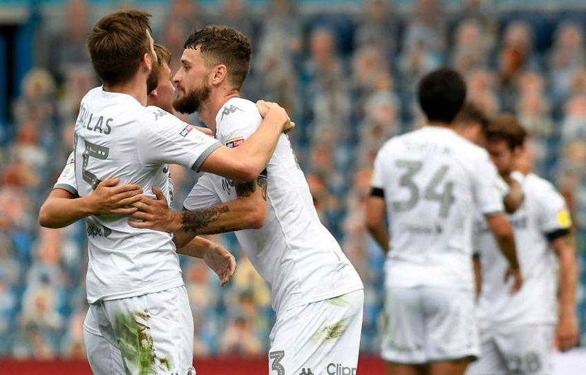 Leeds a promovat în Premier League // Sursă foto: Getty