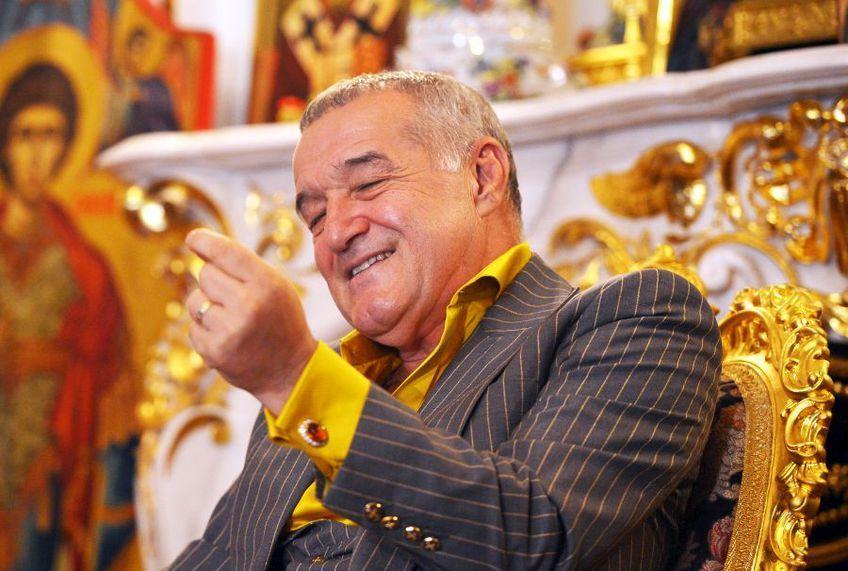 Gigi Becali este patronul FCSB din 2003