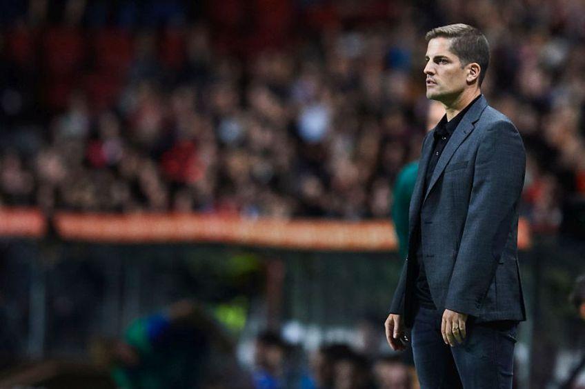 13 meciuri a antrenat-o Robert Moreno pe AS Monaco: 5 victorii, 3 egaluri, 5 eșecuri (golaveraj 18-21)