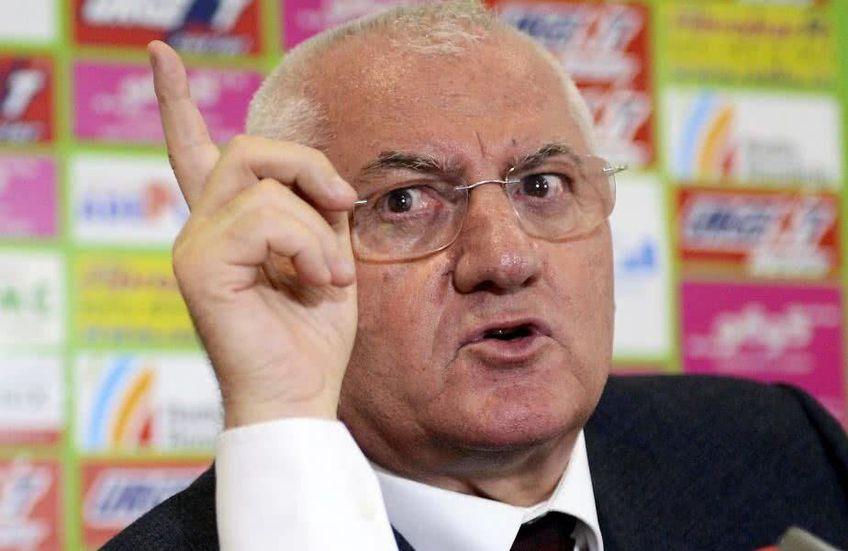 Dumitru Dragomir bănuiește unele conspirații în Liga 1