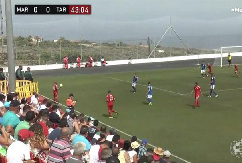 Spaniolii au readus oamenii pe stadion