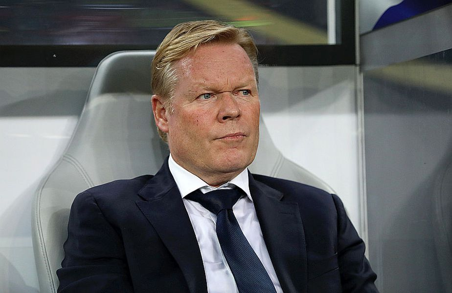 Ronald Koeman // FOTO: Guliver/GettyImages