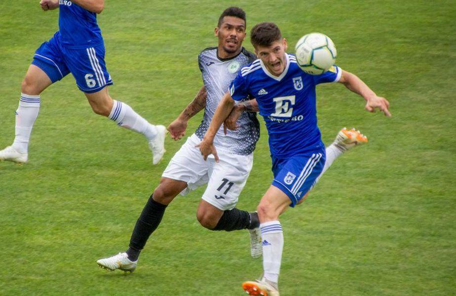 FC U Craiova speră la promovare // FOTO: editie.ro