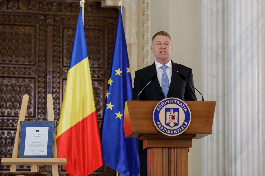 Președintele Klaus Iohannis îi va decora pe sportivii medaliați la Jocurile Olimpice