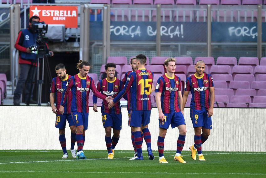 Barcelona i-a propus lui Coutinho tricoul cu numărul 10 Foto:GettyImages