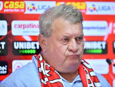 Iuliu Mureșan, deznădăjduit! Ce a declarat după o nouă umilință a lui Dinamo