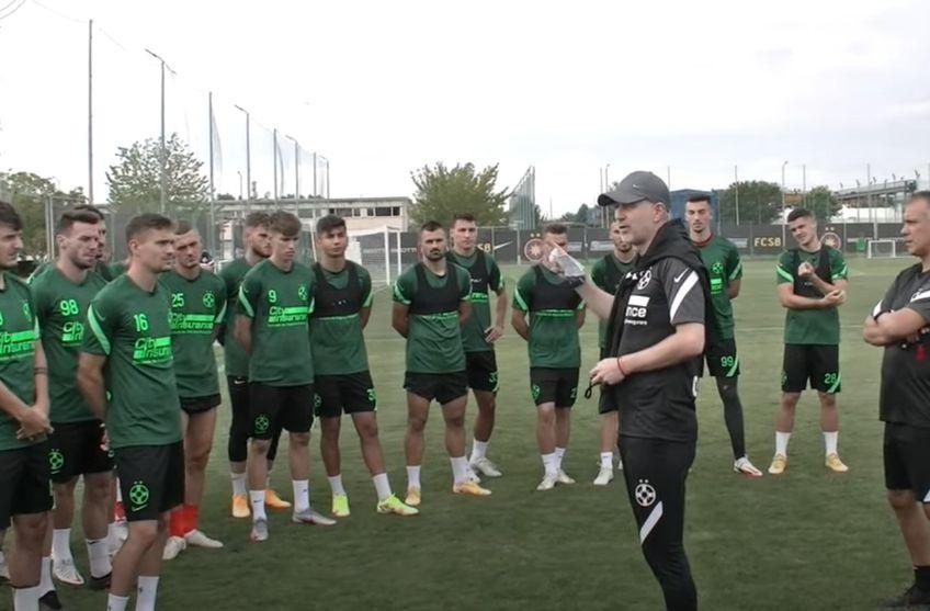 Edi Iordanescu e noul antrenor al celor de la FCSB