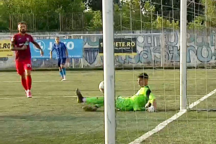 Progresul Spartac - Steaua // foto: captură DigiSport