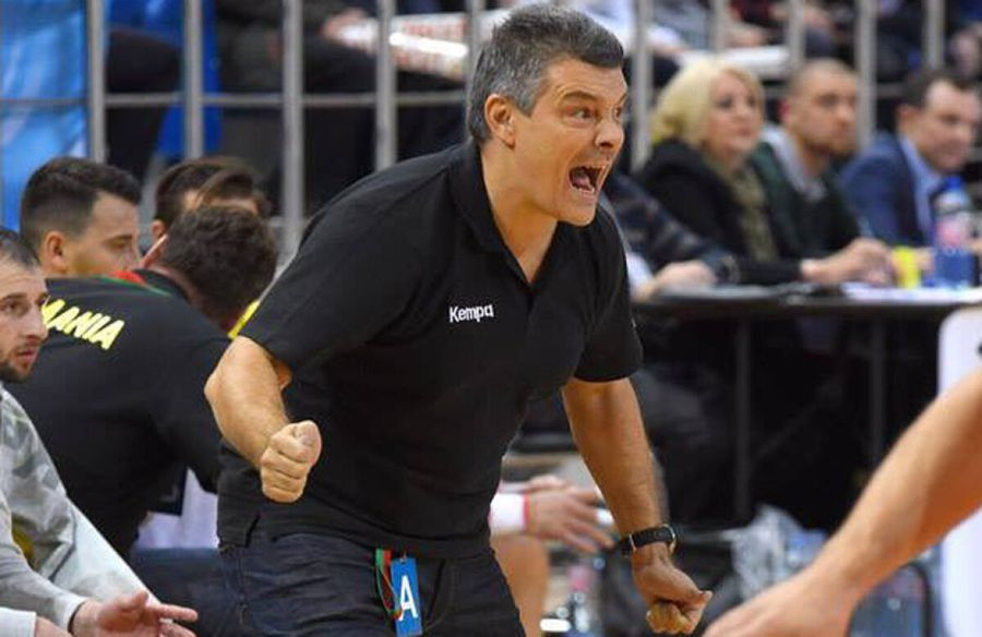 Naționala de handbal masculin a României are un nou selecționer! Ce obiectiv i-a fost stabilit