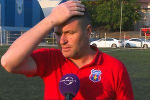 Steaua a menajat 10 jucători, deși Cupa era singurul obiectiv important! Explicațiile lui Oprița