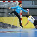 Asma Elghaoui a fost golgeterul echipei în Liga Campionilor, sezonul trecut FOTO Brest Bretagne